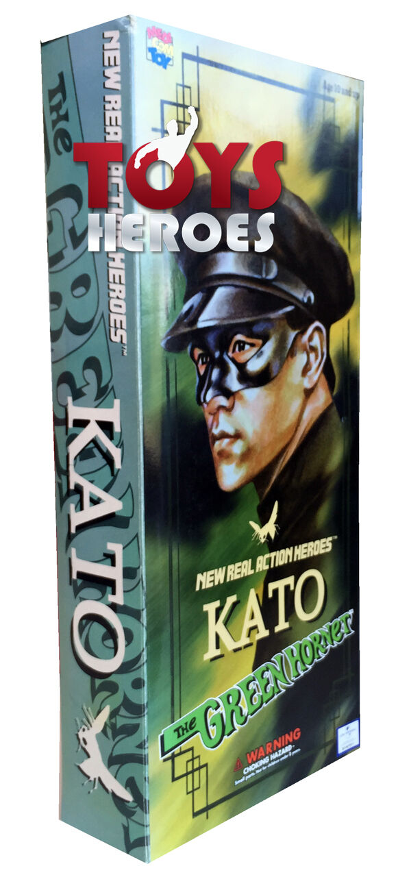 MEDICOM RAH102 THE verde HORNET KATO 1 6 Ready to ship