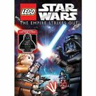 Star Wars Lego Empire Strikes out 0024543857198 With Lisa Fuson DVD Region 1