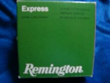 Vintage Remington Express Shotshells 20 GA Box #12