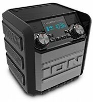 Wireless Sound System, Am/fm Radio Compact Waterproof Speakers Rechargeable
