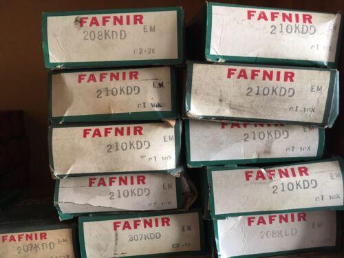 Fafnir 210 KDD Ball Bearing N.O.S.