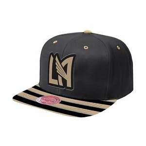 buy popular 33dd0 a7399 Image is loading Los-Angeles-FC-Snapback-Diamond-Mitchell-amp-Ness-