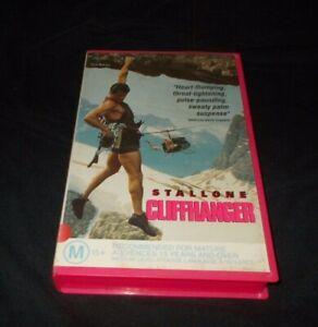 Cliffhanger-VHS-Pal-Stallone