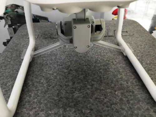 Cardan de verrouillage Boucle Support PTZ Camera Lens Cap protecteur pour DJI Phantom 4//4 Pro