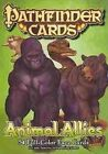 Pathfinder Face Cards Animal Allies 9781601255297 by James Jacobs