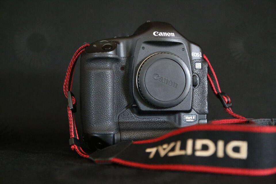 Canon, Canon eos 1Ds Mark ll , 16.7 megapixels