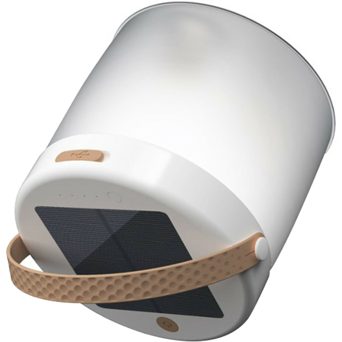 MPowerd Luci Inflatable Smart Solar Light with Mobile Charger