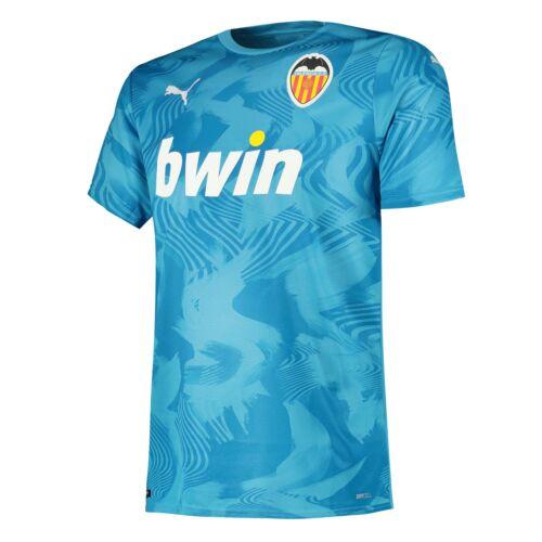 Puma Official Mens Valencia CF Third Football Shirt Jersey Top 2019-20