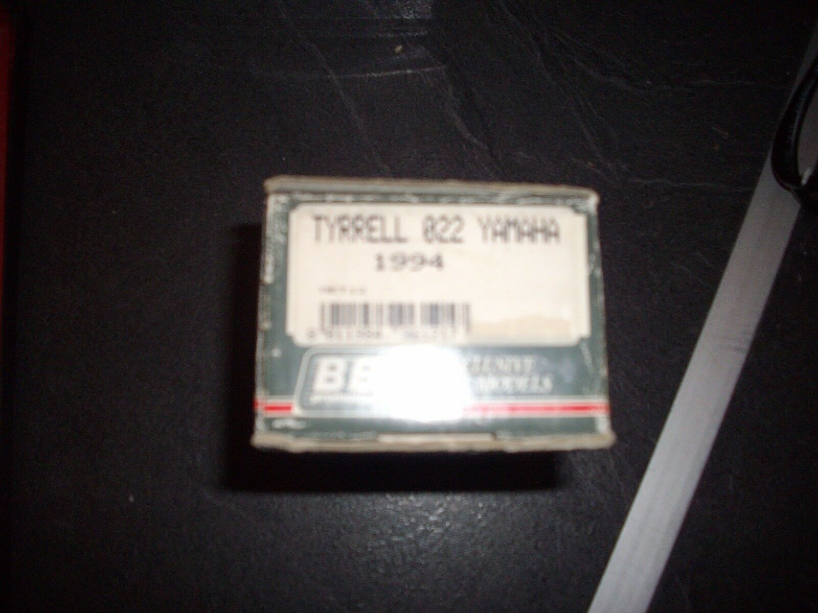 KIT BBR RARE  TYRRELL YAMAHA 022  GP SAN MARINO 1994  REF MET 12