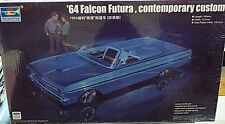 Trumpeter 1/25 1964 Ford Falcon Futura Convertible Contemporary Custom 2510