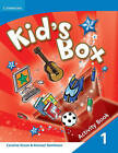 Kid's Box 1 Activity Book: Level 1 by Michael Tomlinson, Caroline Nixon (Paperback, 2008)