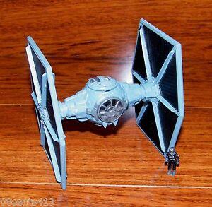 wars trooper imperial tie fighter ship w