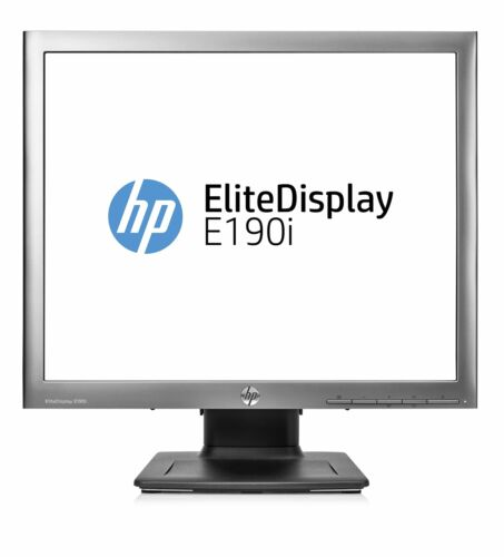 Used Grade A HP E4U30A8#ABA EliteDisplay E190i 18.9/'/' LED-Backlit LCD Monitor