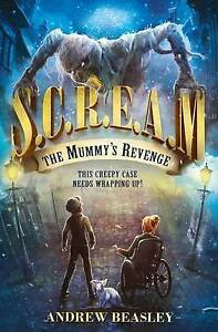 The-Mummy-039-s-Revenge-S-C-R-E-A-M-by-Andrew-Beasley-NEW-Book-FREE-amp-FAST-Deli