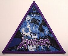 VENOM TRIANGLE   WOVEN  PATCH