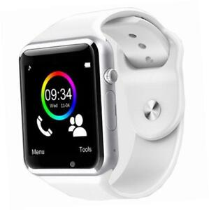 A1 NUOVO Bluetooth Smart Watch con slot per Samsung Huawei iPhone
