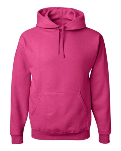 JERZEES NuBlend Hooded Sweatshirt Fleece Pullover Hoodie Jumper Size S-4XL 996MR