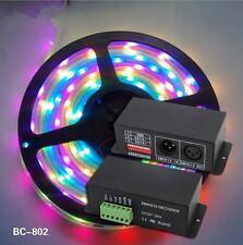 Led SK6812 WS2811 WS2812B TM1812 UCS1903 RGB Pixel DMX decoder controller 5-24V