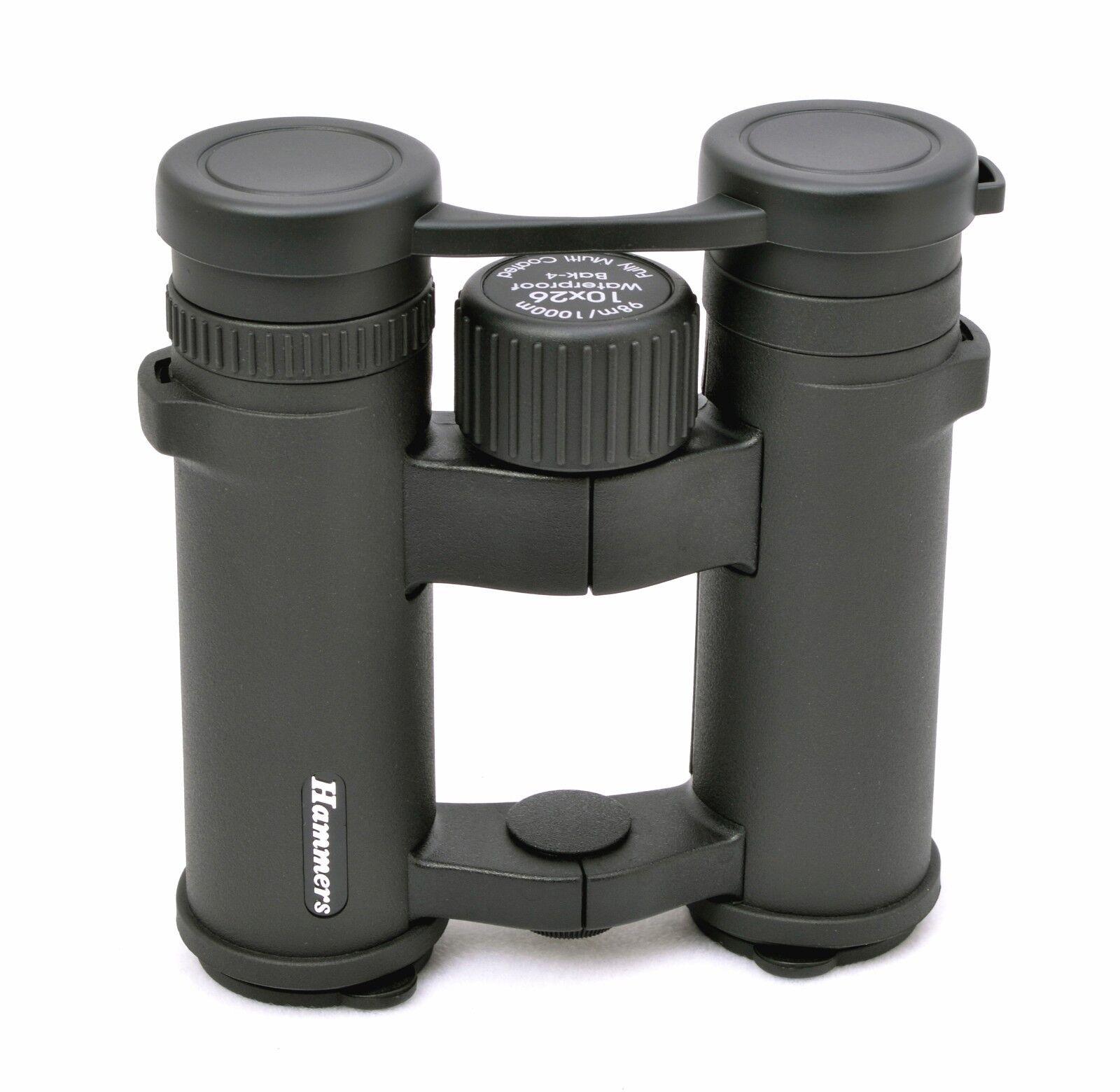 Roof Prism 10X26 Waterproof Compact Small Binocular 4 Wild Life Photographer Use