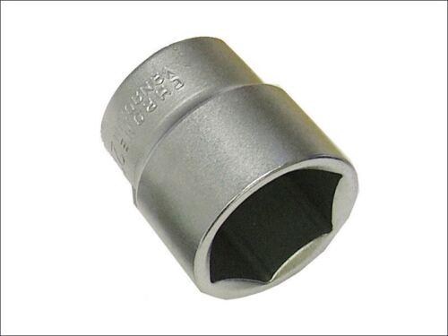 Hexagon Socket 1//2in Drive 27mm Faithfull