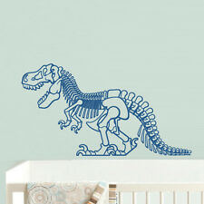 Wall Vinyl Sticker Bedroom Kids Decal Nursery Dinosaur Dino (Z1079)