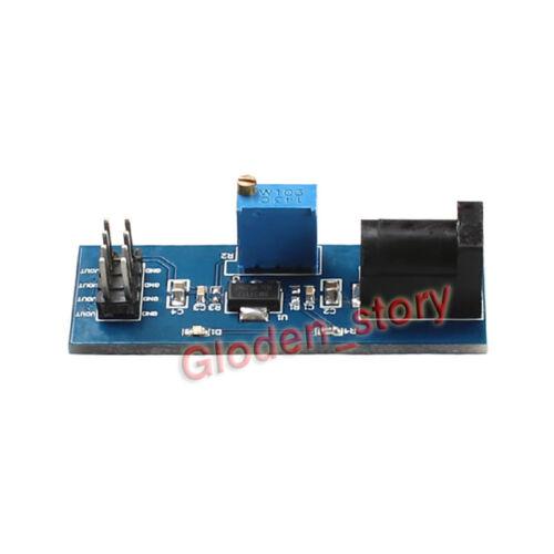 DC Socket 5V-12V to 3.3V 5V 9V Buck Step Down Converter Mini Power Supply Module