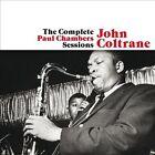Complete Paul Chambers Sessions [Bonus Track] by John Coltrane (CD, Jun-2013, 2 Discs, Essential Jazz Classics)