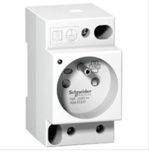 Prise de courant modulaire 16A 2P+T 16776 SCHNEIDER
