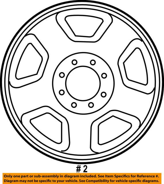 2006 2007 ford f250 f 250 f350 f 350 oem factory 20 oe polished 1997 Ford F-250 ford oem 05 07 f 250 super duty steel wheel 6c3z1007a
