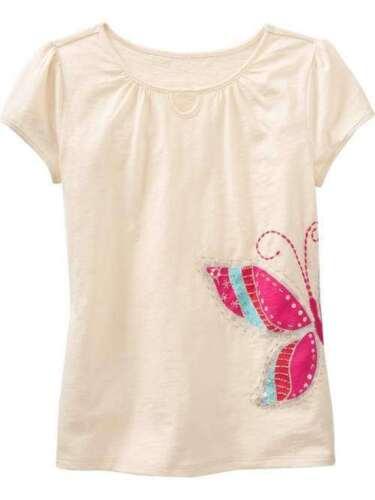 NEW Gap baby kid girl spring summer full bloom canyon glam top shirt tee 4 5 XS