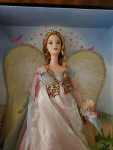 Golden Angel 2006 Barbie Doll Pink Label NRFB