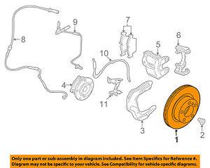 BMW-OEM-14-15-428i-Front-Brake-Disc-Rotor-34116792219