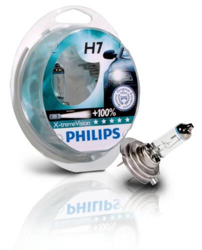 2 ampoules PHILIPS H7 X-trem Vision 100/% MERCEDES-BENZ CLASSE E W211 E 230 204c