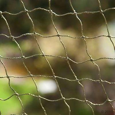 Baustoffe & Holz Ehrgeizig Taubenschutznetz Taubenabwehr Vogelabwehr Drahtverstärkt Verschiedene Größen