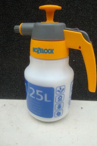 4122 Nuovo di Zecca HOZELOCK 1.25L Spruzzatore per giardino a pressione Spraymist