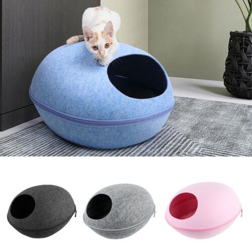 Cat Pet Cave Cat Cave Bed Cat Bed for Cats Kittens Pets Cute V9J5