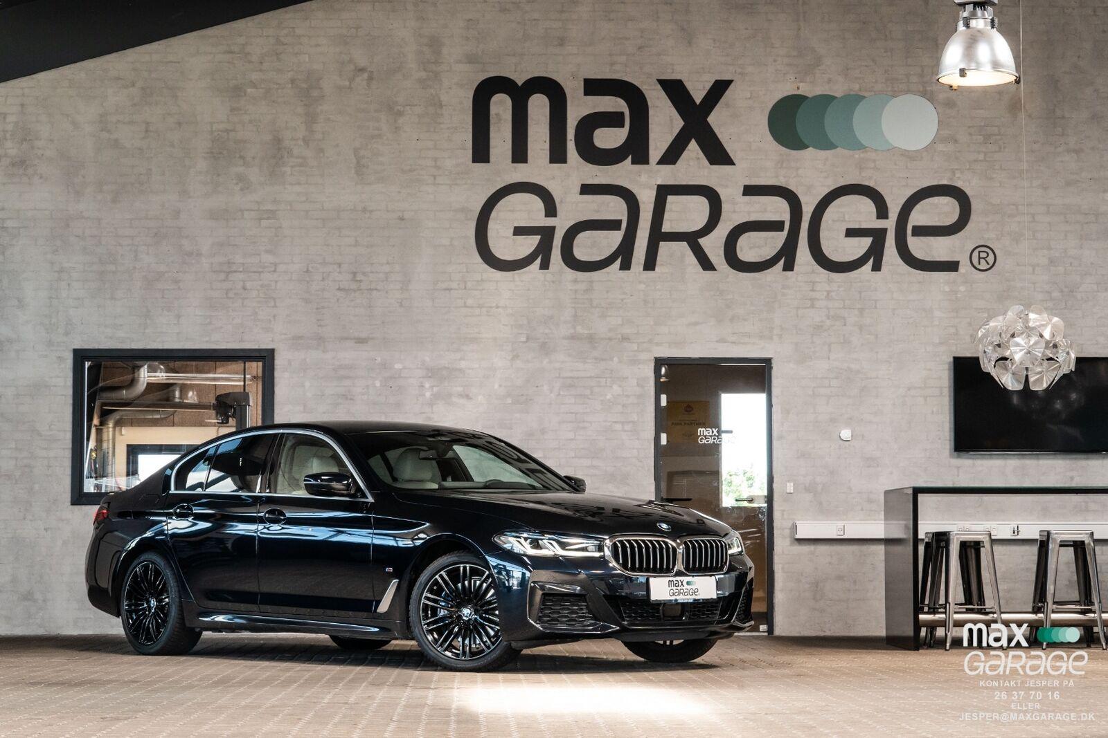 BMW 530e 2,0 M-Sport aut. 4d - 2.995 kr.