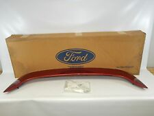 New OEM 2000-2004 Ford Focus Red 4-Door Painted Spoiler Factory Kit Wing Rear