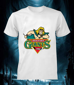6aa76b4d Details about Belfast Giants T-shirt professional ice hockey kids men women  christmas gift ide