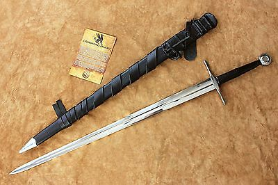 Two-Handed Norman Sword