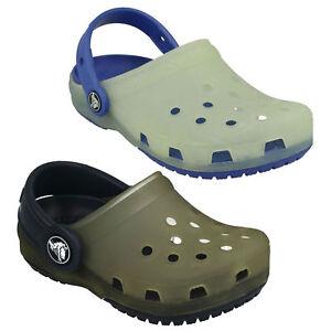 Beach Sale Chameleons Summer Boys On Crocs Translucent Slip Shoes wYYFxPqrU