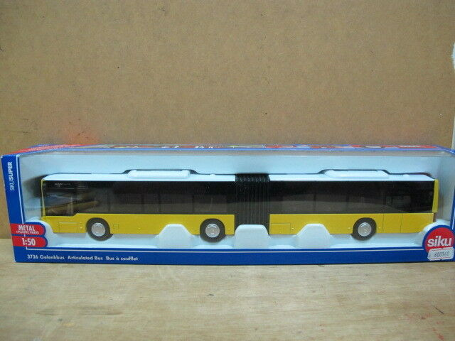 MAN Lion's City low floor BRT articulated bendi bus BVG 1 50 siku 3736 free ship