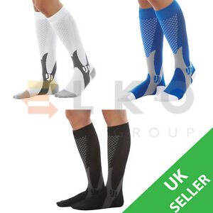52101a4e65 Image is loading Outdoor-Running-Sport-Leg-Calf-Support-Stretch-Sleeve-