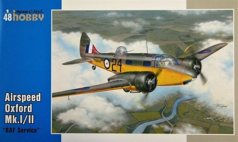 Special Hobby 1 48 Airspeed Oxford Mk.I II 'RAF Service'