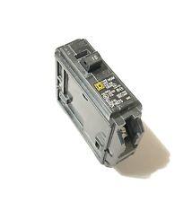 Square D Schneider Electric Homeline 15 Amp Single Pole Circuit Breaker Hom115