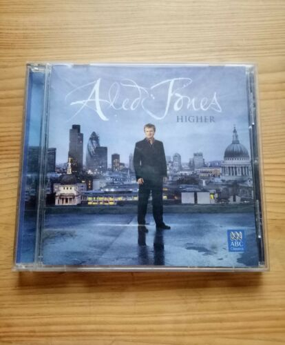 1 of 1 - Higher by Aled Jones (CD, Sep-2003, Universal Distribution)