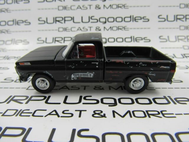 Greenlight 1:64 LOOSE Lifted Pure Oil 1972 FORD F-100 F100 Pickup Truck Off Road