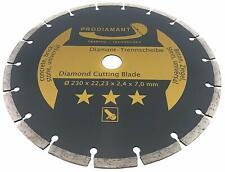 Norton Disque diamant granit et marbre Jet 1000 230 x 22,2 mm