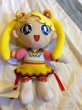Sailor Moon Ufo Plush Doll Pupazzo Eternal Sailor Moon Condizioni Eccellenti
