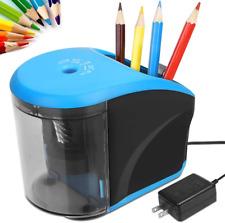 Electrico Sacapuntas De Lapiz Plug Electric Pencil Sharpener School Kids Office